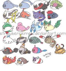 Mameshiba Pokemon Project 12