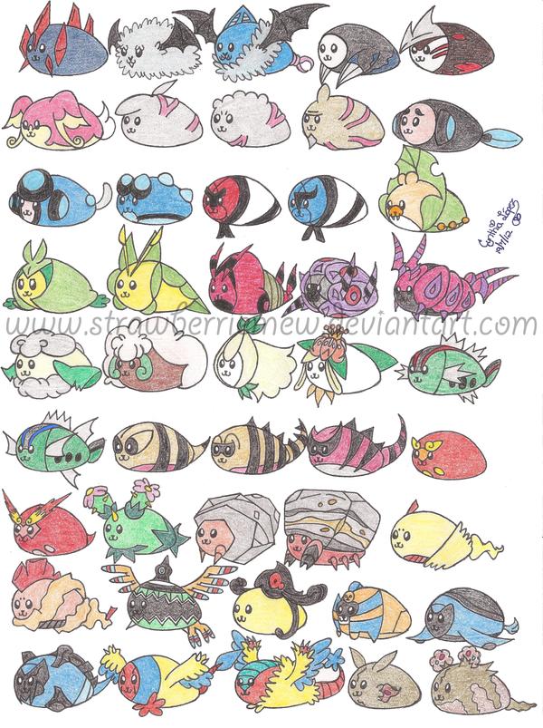 Mameshiba Pokemon Project 14 315958478