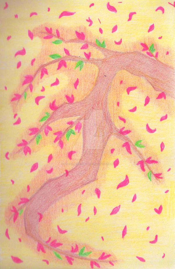 Sakura by StrawberrieMew
