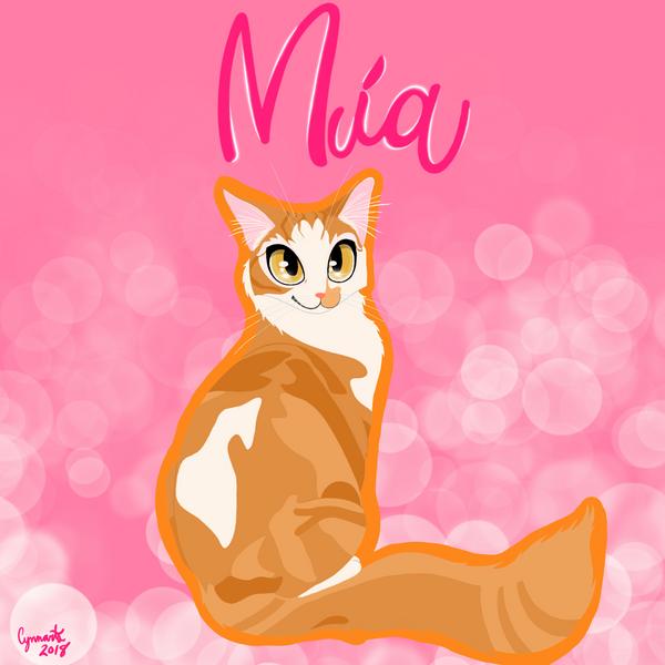 Mia by StrawberrieMew