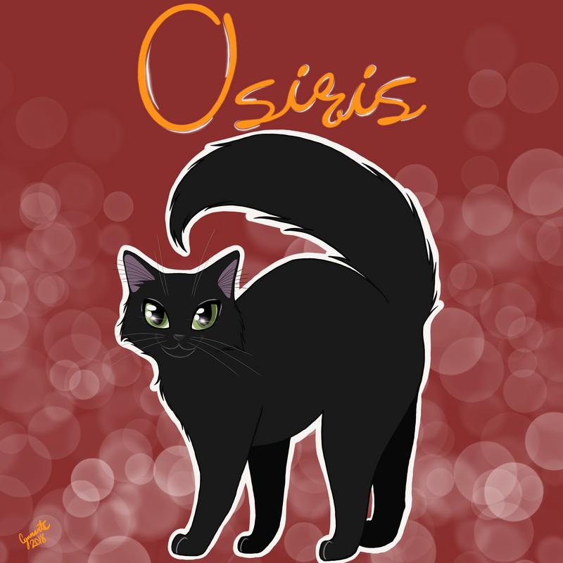 Osiris by StrawberrieMew