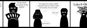 Star Wars Comic: Luke-E-Oh