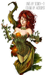Poison Ivy by WhitneyCook