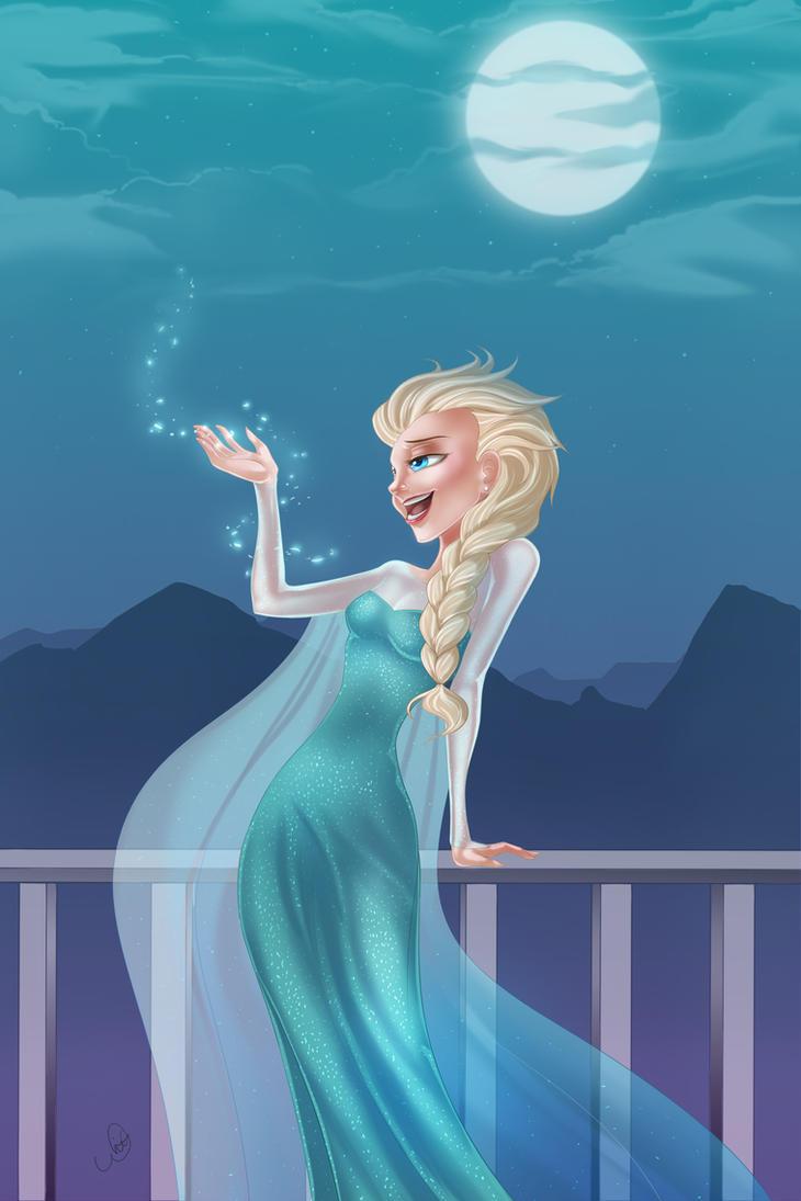 Elsa by WhitneyCook