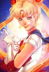 Sailor Moon Colours