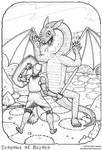 Gorzione vs. the Dragon of Rhodes