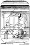 Rokuro-Kubi (Crazy Twisting Neck)