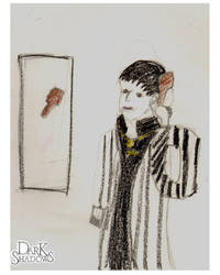 Barnabas and the Mirror - by Agatha