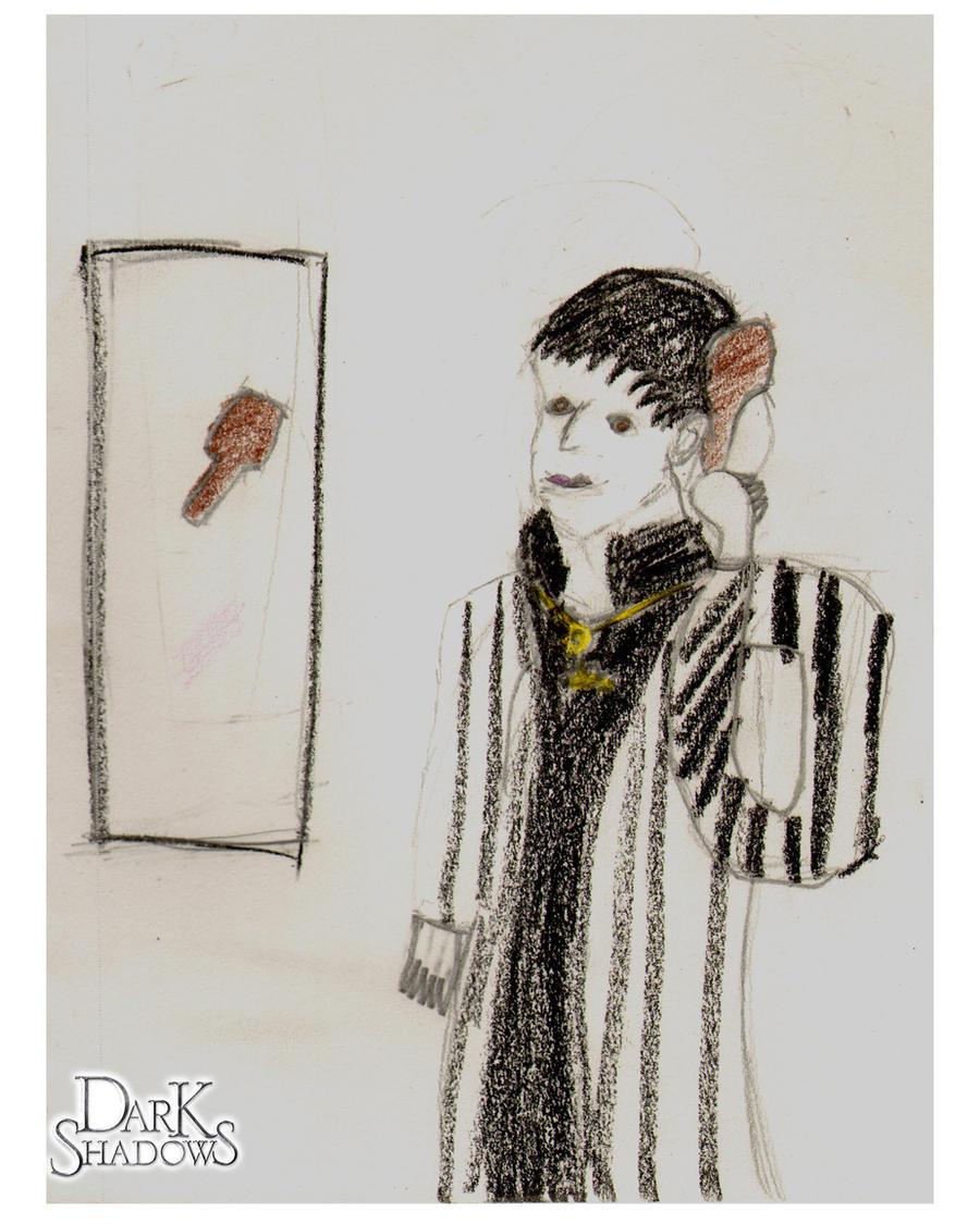Barnabas and the Mirror - by Agatha by GarthHaslam