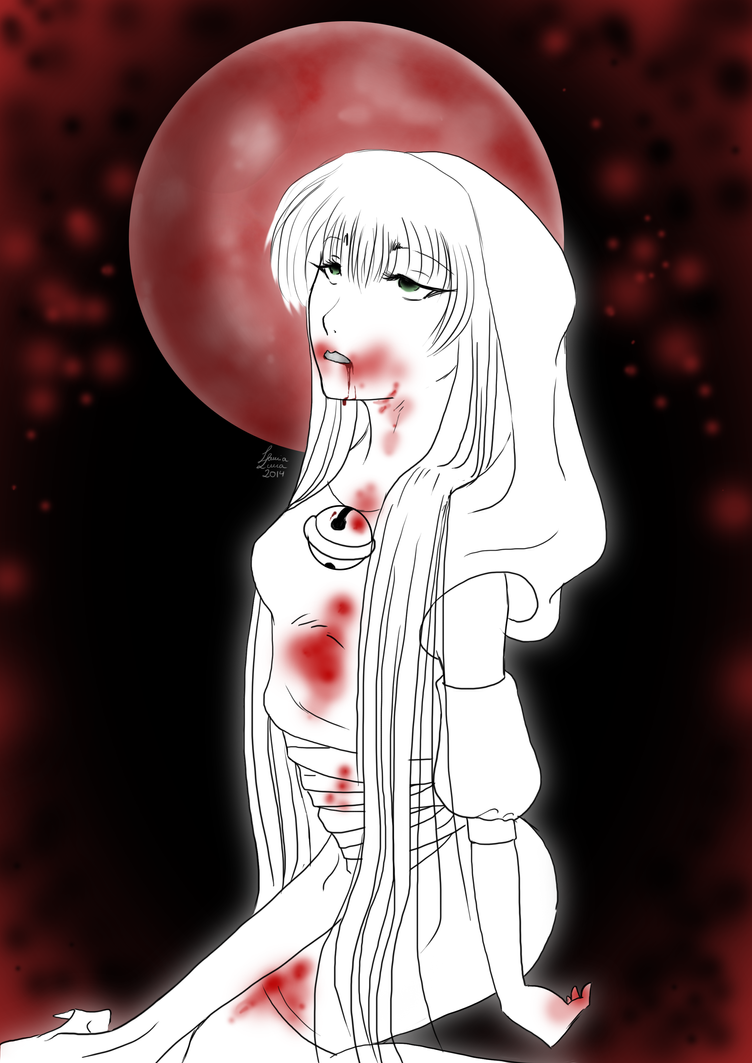 When The Bloodmoon Comes Out by LamiaLuna13