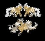 [CLOSED AUCTION] Unicorn Design + Chibi