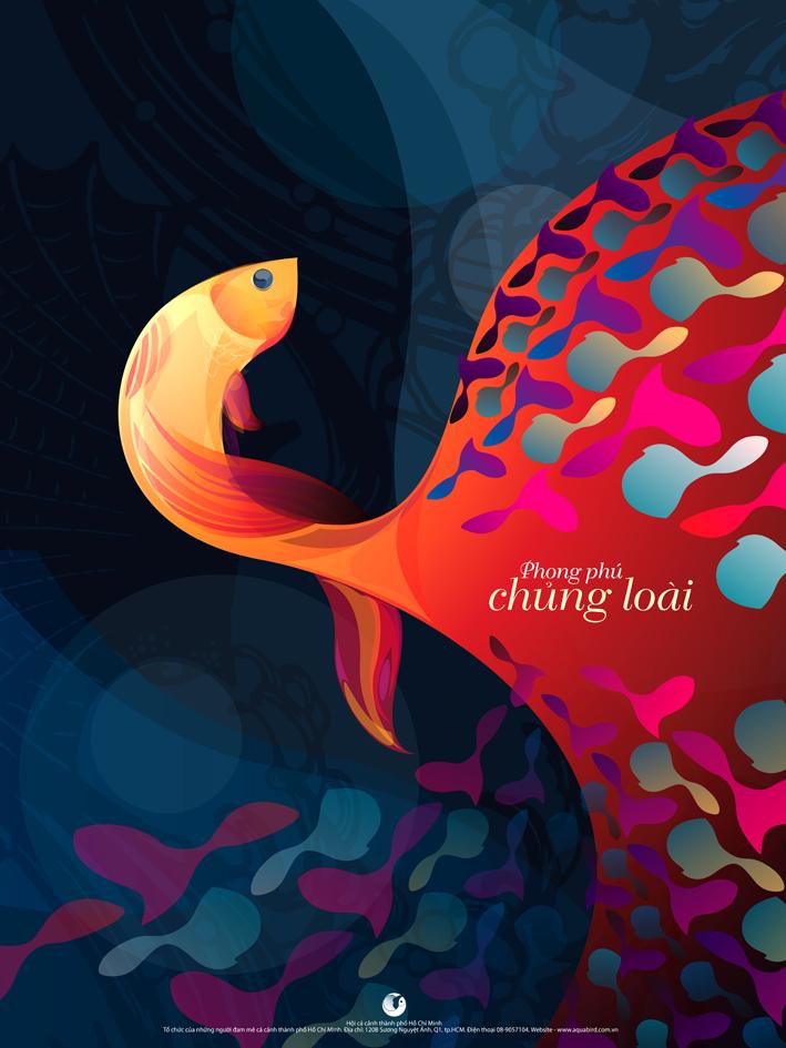 ornamental fish 6 by unpretty