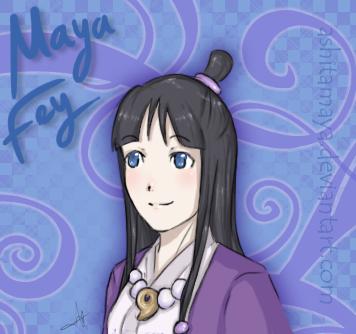 Maya's gallery~ Maya_Fey_by_AshitaMaya