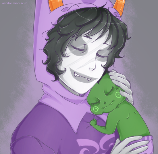 Dad Gamzee by AshitaMaya