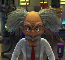 In Dr Willy's Lab by Efraimrdz