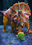 Ancestral Dinosaur - Dodongo