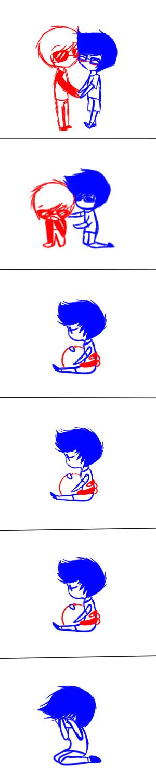 Just a little comic by XxEatenByChildrenxX
