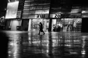 rainy night for photography