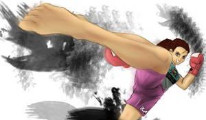 Muay Thai Girl