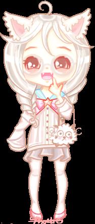 Minamicheesecake chibi by PhoebeRose