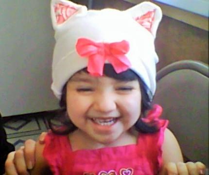 .:kitty hat:. by PhoebeRose