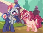 Mlp NG: Crush and Confession