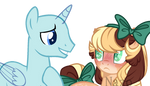 MLP NG Collab - Oh dear me, he's hot