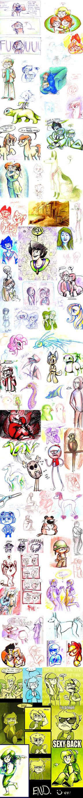 Sketchdump 3 or whatever by Zakeno