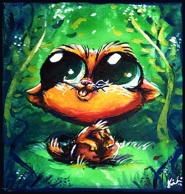 Nip'o'Cat by Zakeno