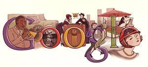 Google Doodle Entry