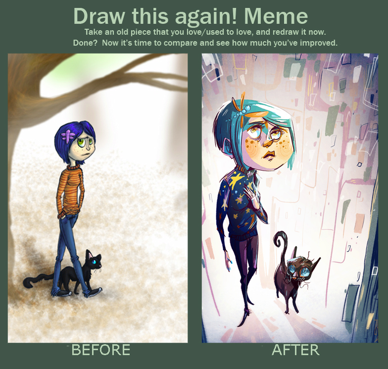 Draw This Again 2009-2012 by Zakeno
