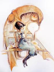 The Songbird by Zakeno