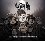Mystery Kids- Fake Intro Storyboard