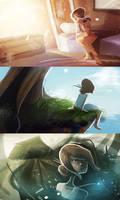 Dreamworldings by Zakeno