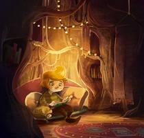 Cozy Nook by Zakeno