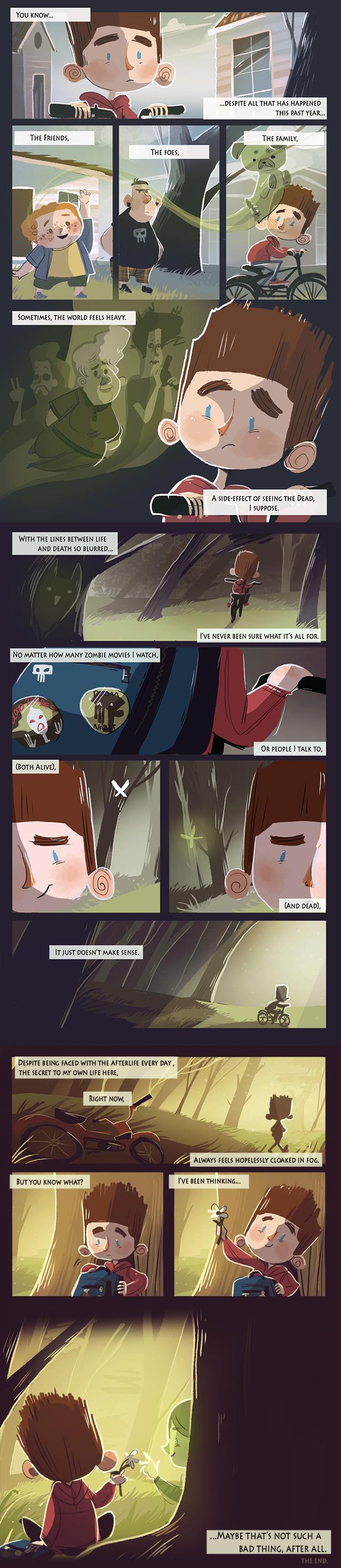 paranorman agatha | Tumblr