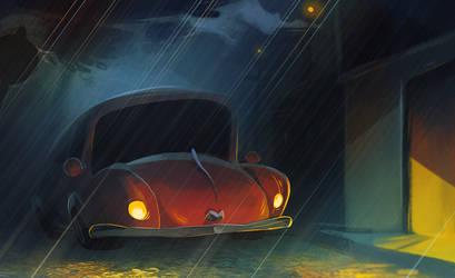 More Rain by Zakeno