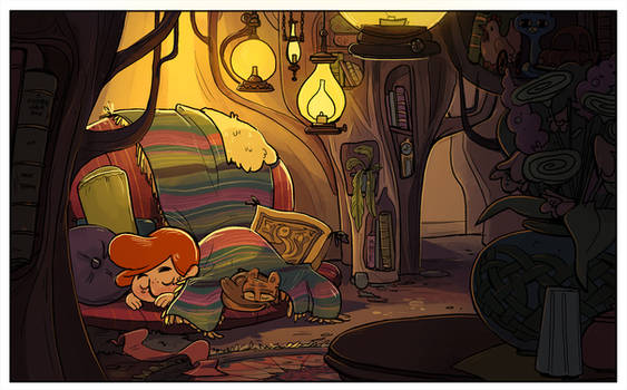 Elliot's Room