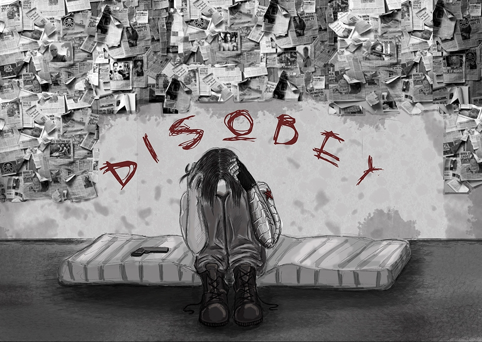 Disobey by KanaGo
