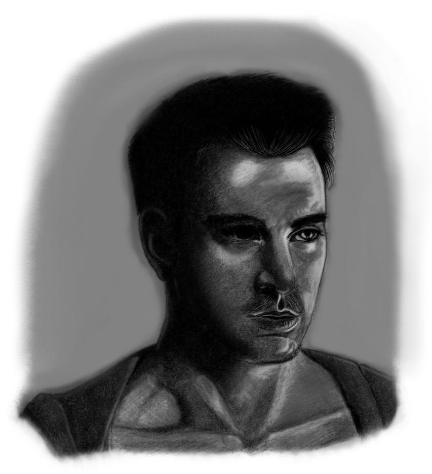 Chris Evans by KanaGo