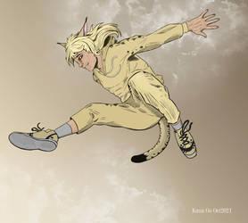 Leap of Lynx