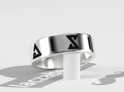 Witcher Signs Ring