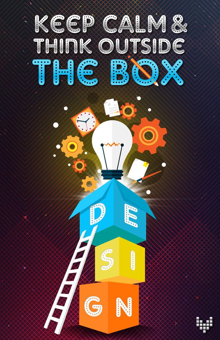 creative poster design by askmeanithing on deviantart