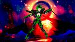 Mecha girl 3: Setsuna - alternate suit config by cdexterward