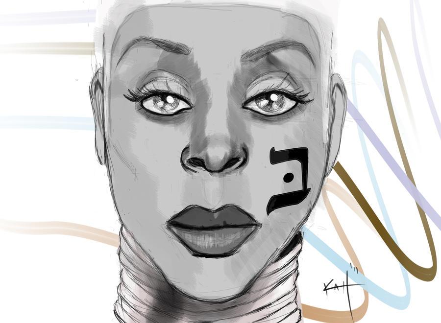 Erykah Badu w.BG -WIP- by Thugmunk