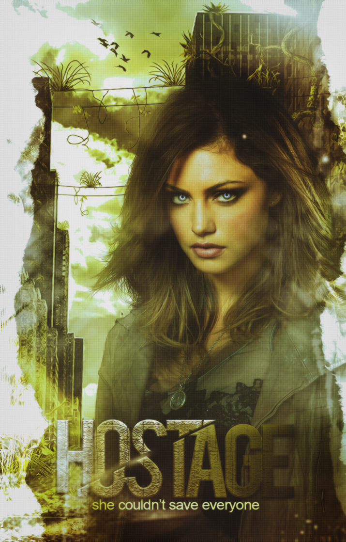 Hostage - Book Cover by haveonelife