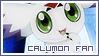 Calumon Fanbutton by KuroTennyo