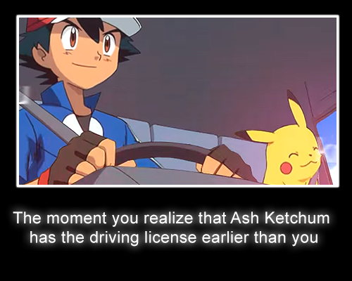What touching Funny pokemon memes ash