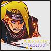 Deidara Icon #10 by KuroTennyo