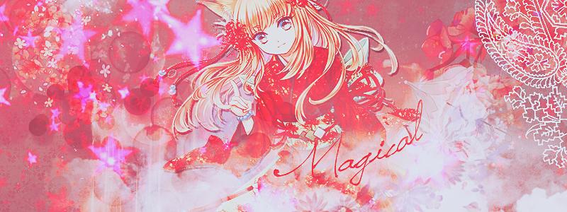 Facebook Cover - Anime Fox Girl by KuroTennyo